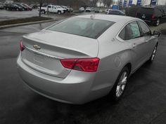 2014 Chevrolet Impala, Silver Ice Metallic, 14278064    http://www.phillipschevy.com/2014-Chevrolet-Impala-2LT-Chicago-IL/vd/14278064