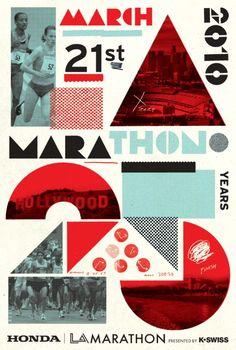 La Marathon 25 years