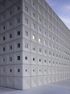 n-architektur:      Crematorium Heimolen CLAUS EN KAAN ARCHITECTEN