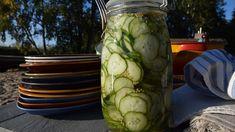 Antaa raikkautta useimmille ruokalajeilla. Marmalade, Kombucha, Pickles, Cucumber, Dips, Spreads, Food, Scandinavian, Sauces