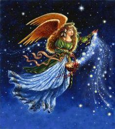 angel 2 -Ruth Sanderson