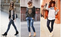 Ooh, fashion! Looks de inverno!