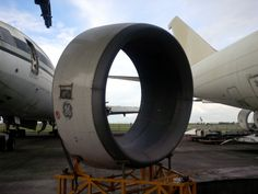 Engine Cowling Boeing 747