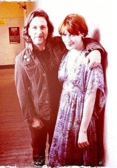 Ed &  Florence Welch