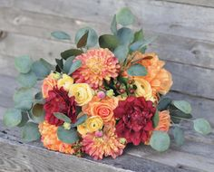 Silk wedding bouquets to last a lifetime by Holly's Wedding Flowers.