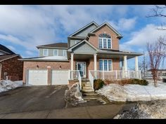 Barrie Real Estate Tours HD Video Tour 211 Thrushwood Dr Barrie, Ontario