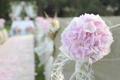 Boda en Rosa Cuarzo. Tendencia de boda 2016