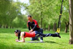 Plank - by strengthening your core and lower back muscles you can improve your performance and prevent injuries.