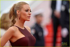 Blake Lively's messy, braided updo is a red carpet classic. Description from thegloss.com. I searched for this on bing.com/images