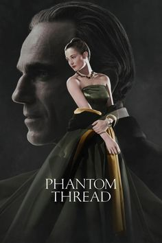 Phantom Thread on DVD April 2018 starring Daniel Day-Lewis, Lesley Manville, Vicky Krieps. Set in the glamour of post-war London, renowned dressmaker Reynolds Woodcock (Daniel Day-Lewis) and his sister Cyril (Lesley Manvil Hd Movies Online, New Movies, Movies To Watch, Movies Free, 2017 Movies, Film 2017, Latest Movies, Vicky Krieps, Dragons 3