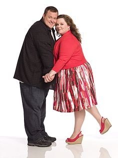 Mike and Molly.  Such a great show