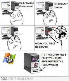 Windows trolling :D LOL