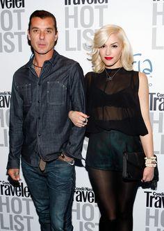 Style Transformation: Gwen Stefani & Gavin Rossdale