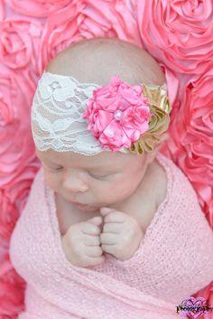 Baby Headbands-Baby Couture Headband-Newborn Headband-M2M Matilda Jane-M2M Mustard Pie-Baby Girl Headbands-Toddler Hair Bows-OTT Hair Bow by LosBowtique on Etsy https://www.etsy.com/listing/246673090/baby-headbands-baby-couture-headband