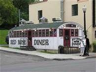 The Rose Diner  Towanda Pa