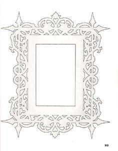 Victorian Scroll Saw Patterns