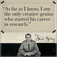 #DavidOgilvy #Quote