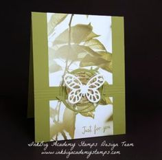 Stampin'Up! Serene Scenery Designer Paper Stack, butterfly, Lisa Pretto, inkbigacademystamps