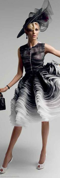 #Christian Dior Haute Couture - S/S 2012