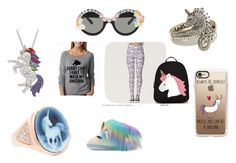 """""""Im a believer"""" by taco-lambert on Polyvore featuring Forever 21, Rad+Refined, Casetify, Jacquie Aiche and Heidi Daus"""