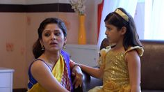 Nimrit makes a caring mother!