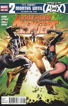 The New Avengers # 22 Marvel Comics ( 2012 ) Vol 2
