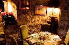 Le Coupe Chou - Paris 6ème. Pour un dîner au coin du feu dans une plus des plus vieilles maisons de Paris.