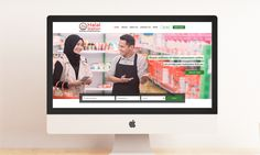 Halal Station is a user friendly site where businesses and community members can connect and find each other. Website Web, Birmingham, Custom Design, Web Design, Ads, Design Web, Website Designs