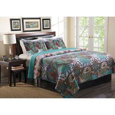 Global Trends Nova Quilt Bedding Set
