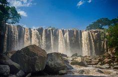 Cataratas Los Amates en Santa Rosa -Guatemala- foto por Rodrigo Bauer