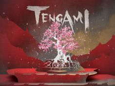 Tengami: An awesome pop-up book and puzzle game - The art themed adventure puzzle game is already near completion as announced by the indie game developers, Nyamyam. Tengami showcases fairy-tale world in a lush Japanese graphic designed environment t