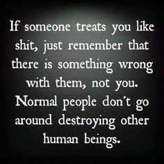 Now isn't that true.  Some will do anything to convince others they had it bad. Lacking something that makes them need pity. SAD!  It's so much easier to tell the truth and be happier.