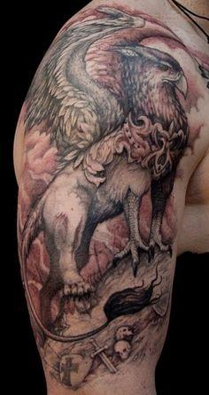 Tatuagem do Grifo 2