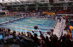 University Aquatic Center: Home to Gopher Men's and Women's Swimming and Diving