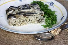 Hamsili Pilav: Anchovy Rice (Smelts)?