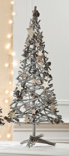 deko objekt weihnachtsbaum metall glas ca h150 cm vorderansicht weihnachtsdeko pinterest. Black Bedroom Furniture Sets. Home Design Ideas