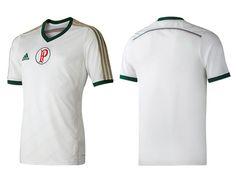 Camisa reserva do Palmeiras 2014 Centenário Adidas