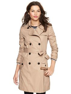 We Ask You: What's More Timeless Than a Trench Coat?