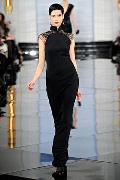 """Платье в китайском стиле """"Mandarin gown"""" - Ярмарка Мастеров - ручная работа, handmade"""