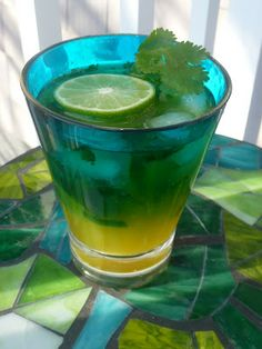 Recipe for a spicy mango mojito! I hope this is as good as the one at Bahama Breeze!