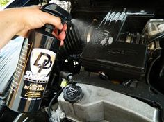 How To: Detail Your Engine Like a Professional - Auto Geek Online Auto Detailing Forum - Car Detailing Dont know for sure what this means but I have a feeling this will be helpful. Engine Detailing, Truck Detailing, Auto Detailing, Car Cleaning Hacks, Car Hacks, Cleaning Spray, Camping Hacks, Automotive Detailing, Car Care Tips