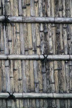 Le Ginkaku-Ji (Temple d'Argent)  #Japan #kyoto #japanese #temple #garden #wall #bamboo