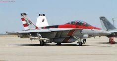 Boeing F18F Superhornet