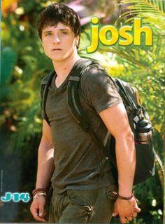 Josh Hutcherson (J-14)