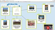Examples of how you can use Popplet in the Maths classroom. (Popplet is both an iPad and web app)