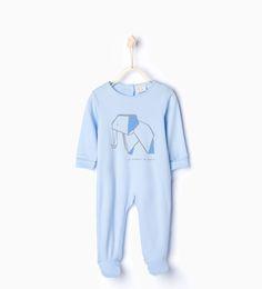 Komplet dwóch piżam - Bielizna i piżamy - Niemowlę chłopiec | 3 miesiące - 3 lata - DZIECI | ZARA Polska
