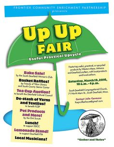 Mindful Consumption at the Up Up Fair | Hilltown Families