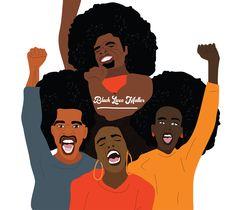 ✊🏻✊🏼✊🏽✊🏾✊🏾 We stand together, we make a change. #blacklivesmatter #allequal Make A Change, Disney Characters, Fictional Characters, Illustrations, Artwork, Art Work, Work Of Art, Auguste Rodin Artwork, Illustration