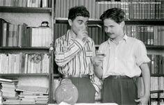 daniela: Nicolae Labiş şi Gheorghe Tomozei la un pahar de ş...