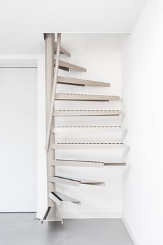 The 1m2 stairs is the ideal solution for a fixed stair when you have limited space. #EeStairs